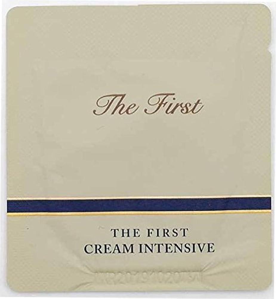 雑草食堂勃起[サンプル] OHUI The First Cream intensive 1ml × 30ea/オフィ ザ ファースト クリーム インテンシブ 1ml × 30個