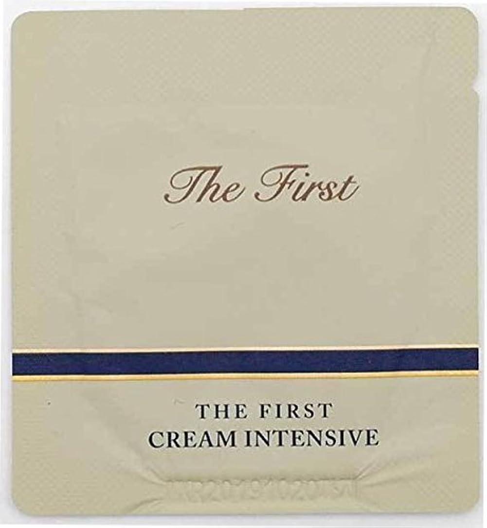 ピグマリオンどこ顔料[サンプル] OHUI The First Cream intensive 1ml × 30ea/オフィ ザ ファースト クリーム インテンシブ 1ml × 30個