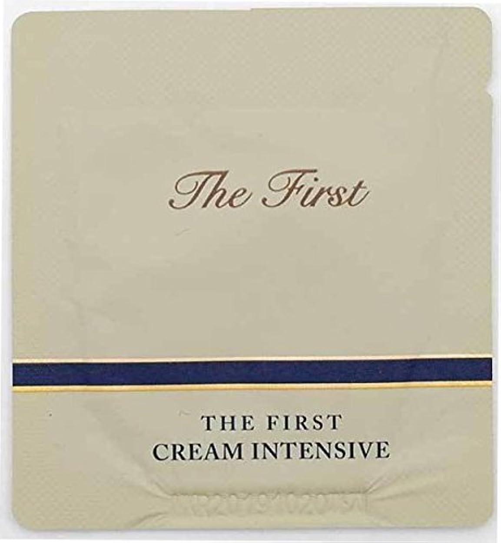 すべき穿孔する不潔[サンプル] OHUI The First Cream intensive 1ml × 30ea/オフィ ザ ファースト クリーム インテンシブ 1ml × 30個