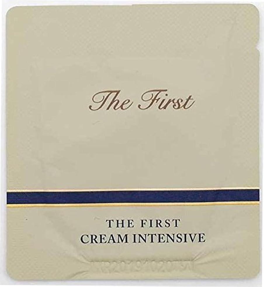 アルプス外交官蒸留[サンプル] OHUI The First Cream intensive 1ml × 30ea/オフィ ザ ファースト クリーム インテンシブ 1ml × 30個