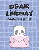 Dear Lindsay, chronicles of my life: A Girl's Thoughts (Preserve the Memory)