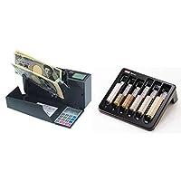 (セット)紙幣計数機 ダイトDN-100+ダイト コインカウンターCC-300