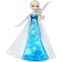 Disney Frozen - Play A Melody Gown inc Elsa Doll, Shoes & Dress