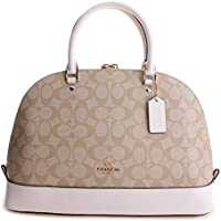 Coach Signature Sierra Satchel - Light Khaki/Chalk