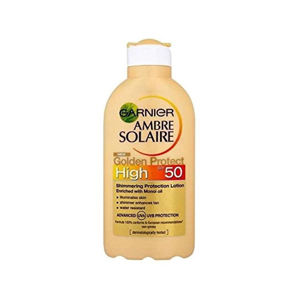 クラッチ束ねる小道Garnier – Ambre Solaire – Golden Protect – Sonnenmilch inkl. Hautpflegender Schutz zur Erhaltung der Bräune – ...