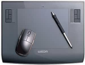 WACOM Intuos3 A5サイズ クリスタルグレー PTZ-630/G0