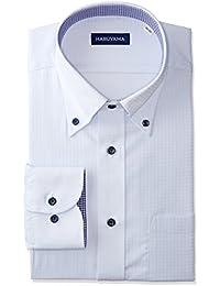 (はるやま)HARUYAMA 形態安定 アーバンモデル 長袖 ボタンダウンワイシャツ