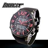 バウンサー 腕時計 バウンサースポーツ 3Dインデックス アナデジ BOUNCER SPORTS 3D INDEX 2924-RD
