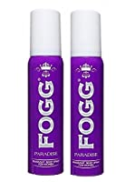 Fogg Fragrant Body Spray Paradise for Women (Pack of 2) - Styledivahub® …(Ship from India)