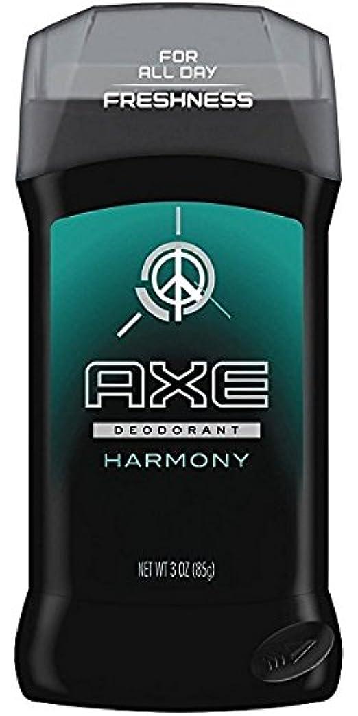 ルー速記欺くAXE Harmony Deodorant アックスハーモニー デオドラント3oz 85g [並行輸入品]