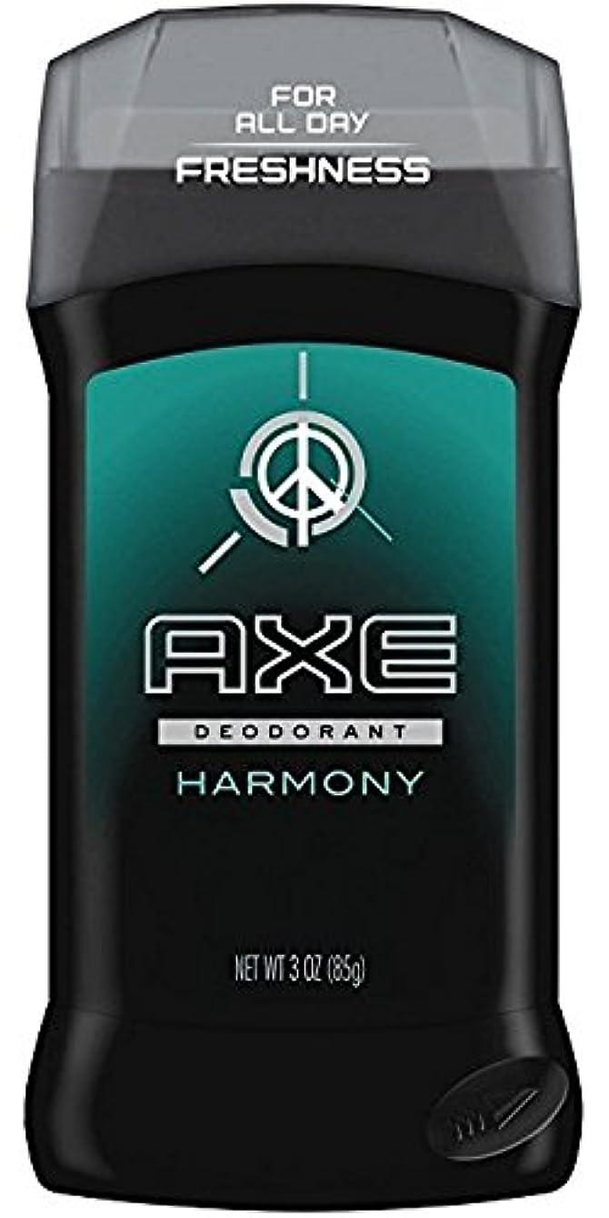 麺マングルひどいAXE Harmony Deodorant アックスハーモニー デオドラント3oz 85g [並行輸入品]