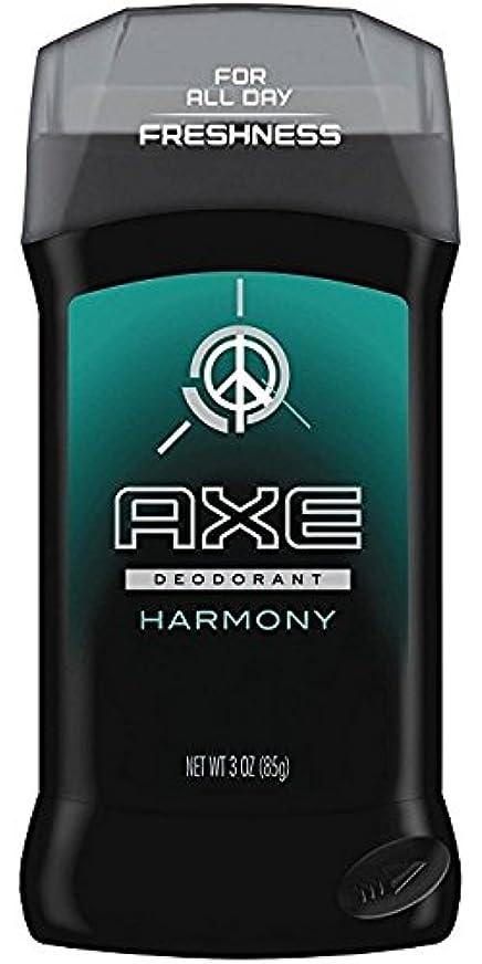 見分けるとしてテンションAXE Harmony Deodorant アックスハーモニー デオドラント3oz 85g [並行輸入品]
