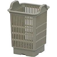 サイクル洗浄ラック シルバーバスケット MB60504150