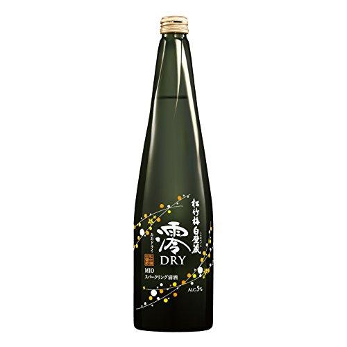 松竹梅白壁蔵「澪」(DRY)スパークリング清酒 750ml [兵庫県]