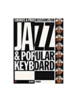 Chords And Progressions for Jazz And Popular Keyboard / ジャズとポップのキーボード用 コードとその進行 オルガン 楽譜