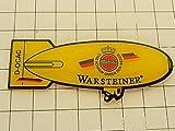 限定レア美品ピンズ◆ドイツビール飛行船ヴァルシュタイナーピン
