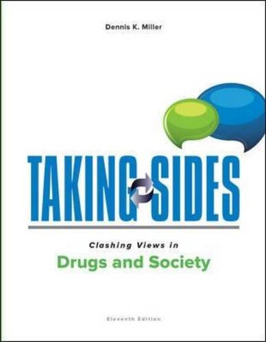 Download Taking Sides: Clashing Views in Drugs and Society 0078139627