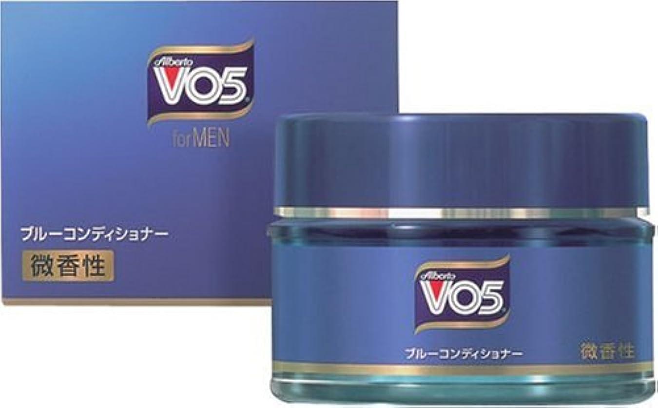 吹雪保証金誠実さVO5 for MEN ブルーコンディショナー 微香性 85g