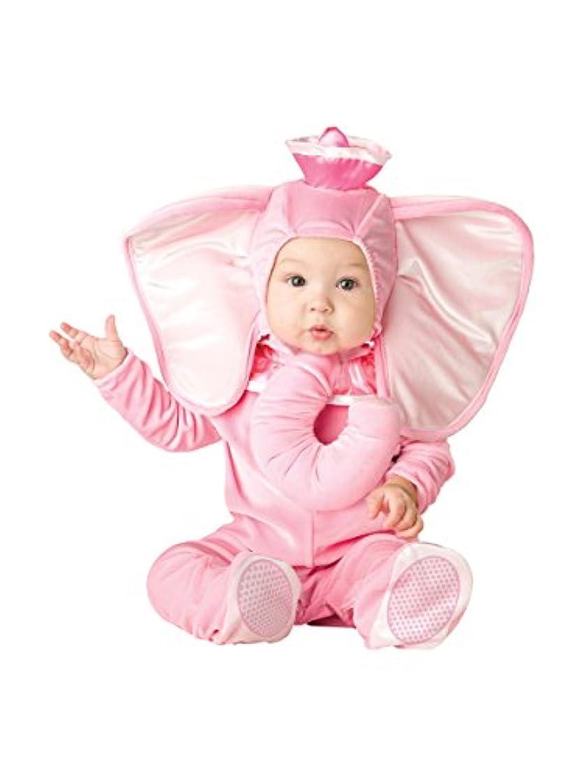 ハリケーン共感する矛盾するPink Elephant Infant/Toddler Costume ピンクの象幼児/幼児コスチューム サイズ:12/18 Months