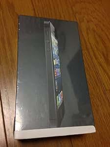アップル (Simフリー) 海外版 iPhone5 ブラック 32G