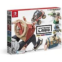 Nintendo Labo Toy-Con 03: Vehicle Kit - Switch 【You&Me】 [並行輸入品]