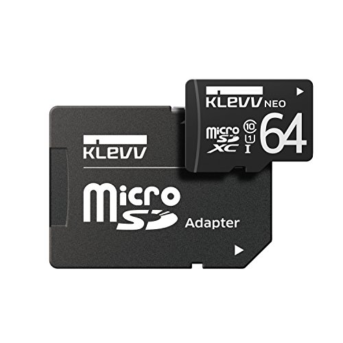 ESSENCORE KLEVV microSDXC 64GB...