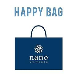 ナノ・ユニバース(メンズ)(nano universe) 【予約商品】 2018 福袋【パターン4/M】