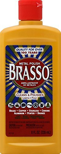 RoomClip商品情報 - Brasso Multi-purpose Metal Polish 8 Ounce by Brasso