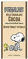 スヌーピー ミルクチョコレートココア  Snoopy Milk Chocolate Cocoa×20袋