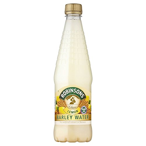 Robinsons Lemon Barley Water (850ml) ロビンソンレモン大麦水( 850ミリリットル)