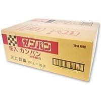 三立製菓 缶入カンパン 100g×12個