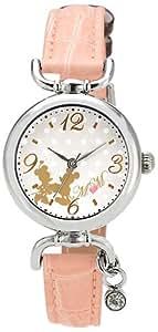 [ディズニー]Disney 腕時計 ミッキー&ミニー WMK-B08-S レディース