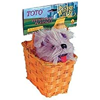 Wizard of Oz - Toto In Basket オズの魔法使い-バスケットトト?ハロウィン?サイズ:One-Size
