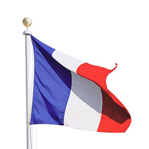 国旗 フランス 仏蘭西 de la France le tricolore les couleurs スポーツ 運動会 体育インベント national flag 旗 テトロン製 90*150cm