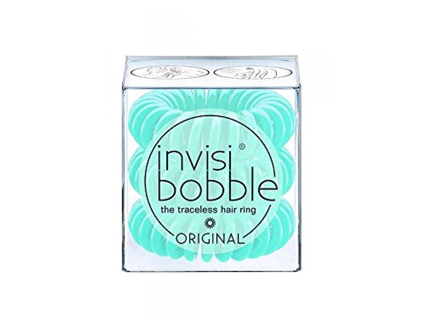 労働者意気込み軽蔑するInvisibobble Original Hair Ring Mint To Be [並行輸入品]