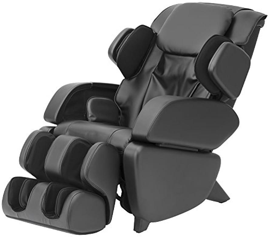 読みやすい写真撮影スペインスライヴ マッサージチェア くつろぎ指定席 「つかみもみ?エアーマッサージ機能搭載」 通販限定モデル ブラック CHD-9004-S(K)