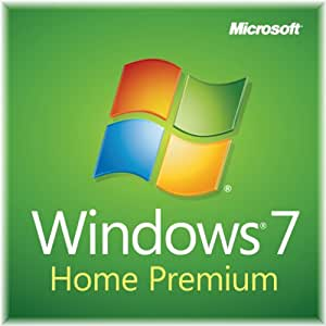 Microsoft Windows7 Home Premium 64bit Service Pack 1 日本語 DSP版 DVD LCP 【紙パッケージ版】