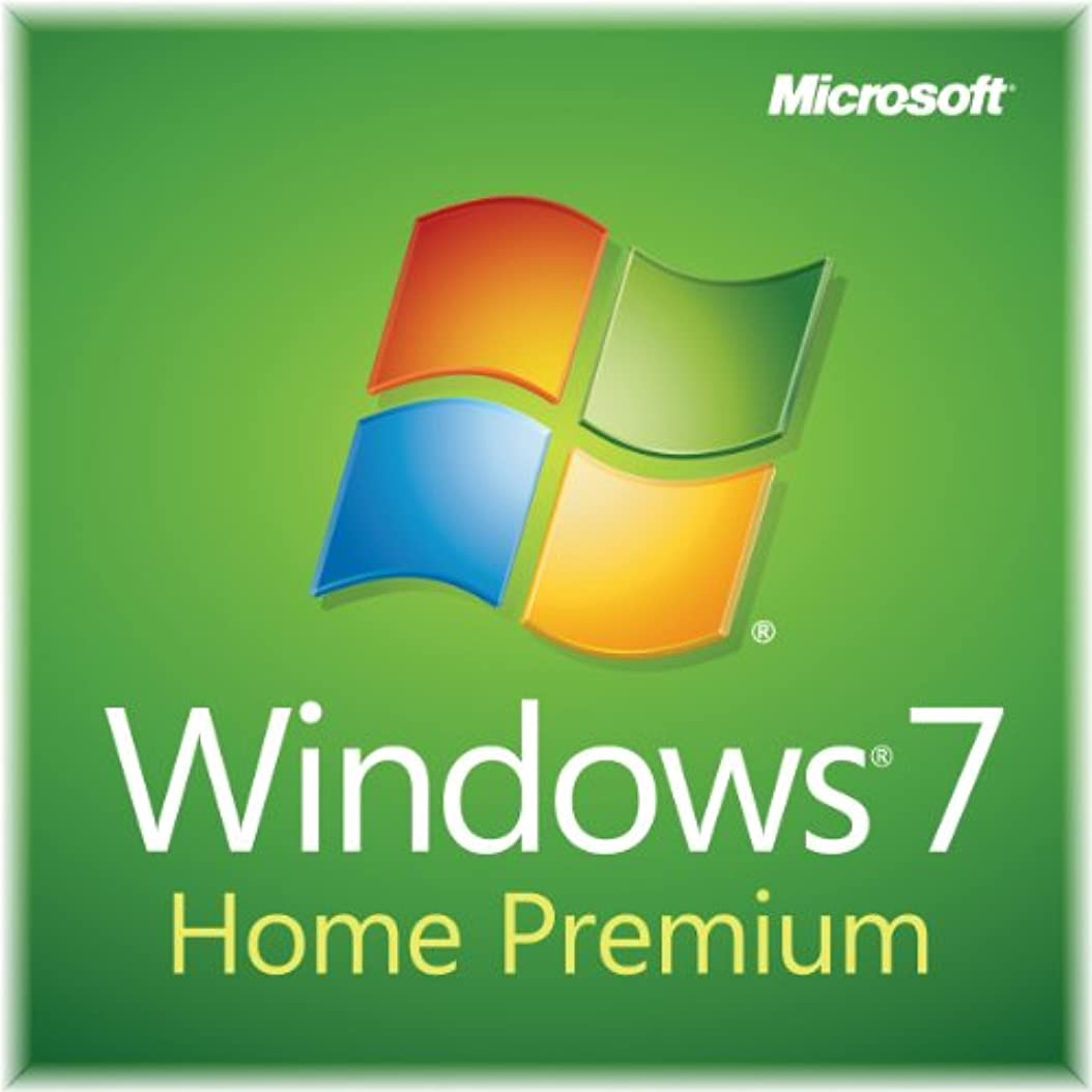 素人全滅させる禁止Microsoft Windows7 Home Premium 64bit Service Pack 1 日本語 DSP版 DVD LCP 【紙パッケージ版】