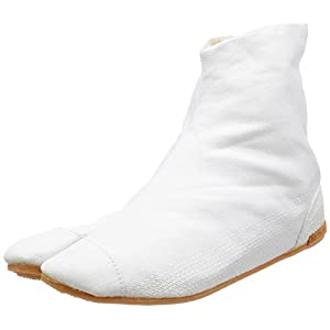 力王 祭り足袋 エアー足袋フィット 5枚コハゼ 白 27.0cm WACF5