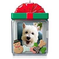 ホールマークPerfect Pup qgo1106–2014クリスマス記念品オーナメントby Hallmark