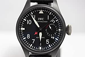【MT339】IWC 【インターナショナルウォッチカンパニー】IW501901 パイロットウォッチ ビッグパイロット トップガン オートマチック 自動巻き メンズ 腕時計 [中古品][並行輸入品]