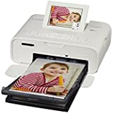 Canon Selphy CP1300 White, Compact Photo Printer