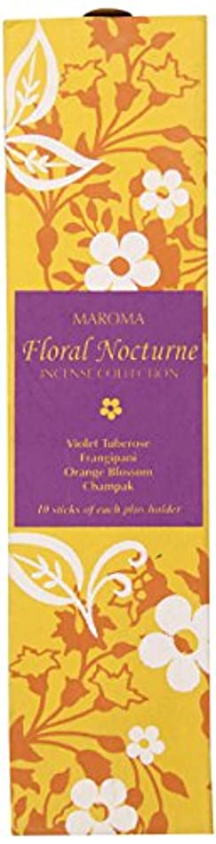 Maroma Incense Collection, Floral Nocturne by Maroma