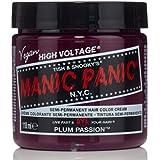 マニックパニック カラークリーム プラムパッション