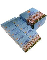 SANDESH SAC (サンデッシュ) ココナッツ香コーンタイプ COCONUT CORN 12箱セット