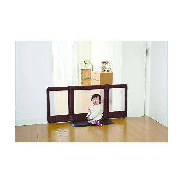 日本育児 ベビーゲート おくだけとおせんぼ M...の紹介画像5