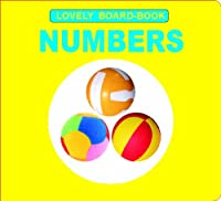 Numbers (Lovely Board Books)