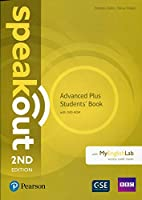 Speakout Advanced Plus 2nd Edition Students' Book with DVD-ROM and MyEnglishLab Pack