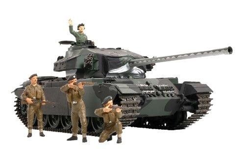 1/25 デラックス戦車シリーズ No.14 イギリス 戦車 センチュリオン MK.III ディスプレイ 30614