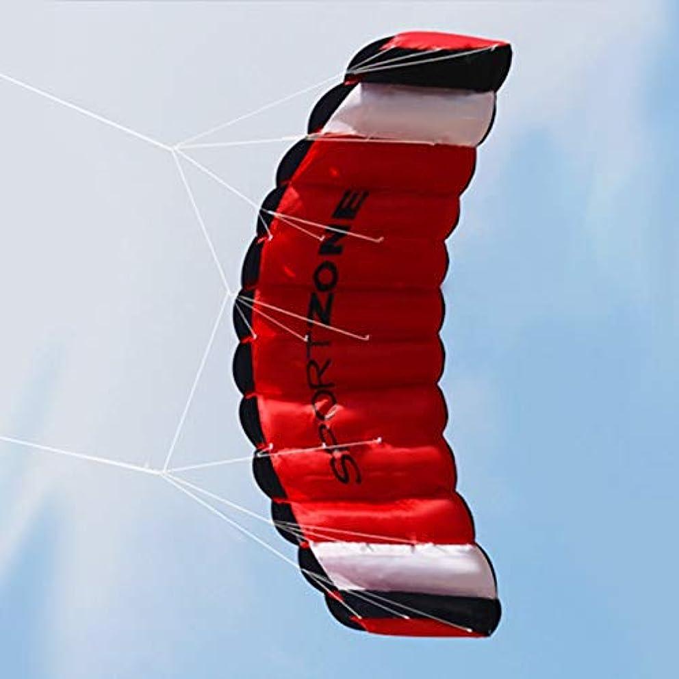 仕方盗賊接尾辞DeeploveUU 1.8メートルデュアルラインカイトサーフィンパラシュートソフトパラフォイルセイルサーフィンカイトスポーツカイト巨大な大規模なアウトドアアクティビティビーチフライングカイト